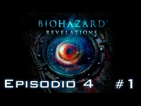 Resident Evil Revelations HD Gameplay Walkthrough - Parte 8 (Xbox 360/PS3/PC/Wii U/3DS)