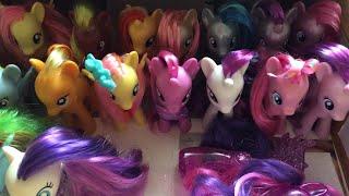 Bộ sưu tập My Little Pony của mình   My MLP Collection(2018)