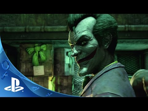 Batman: Return to Arkham - Welcome to the Madhouse Trailer | PS4