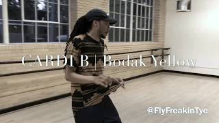 download lagu Bodak Yellow - Cardi B Dance  Flyfreakintye Choreography gratis