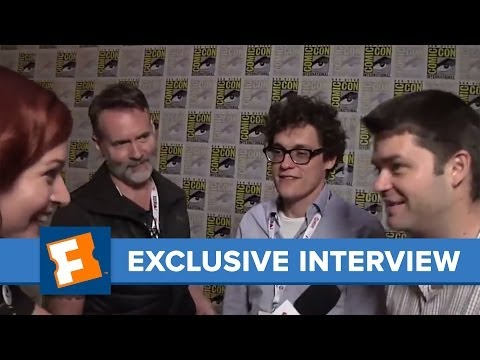Chris McKay, Phil Lord, Chris Miller Comic-Con 2013 Exclusive Interview