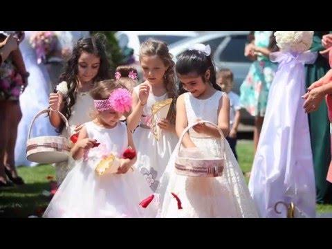 Яркая и Красивая Армянская свадьба Якова и Анжелы