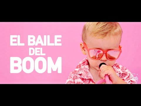 EL BAILE DEL BOOM - Familia Carameluchi (Teaser official video)