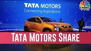 Udayan Mukherjee Speaks On Tata Motors Share| Bazaar Open Exchange