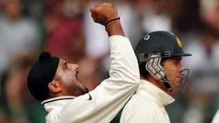 First HAT TRICK in Indian Cricket by Harbhajan Singh against Australia