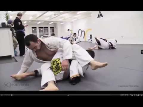 Marcelo Garcia Rolling with Gianni Grippo March 2014 Image 1