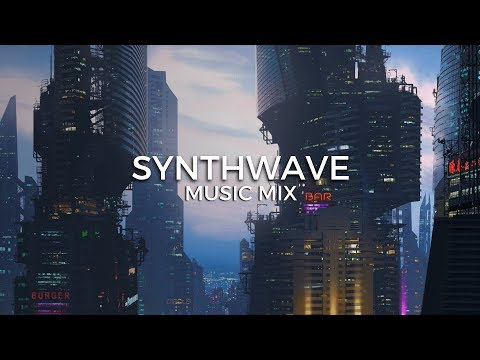 Mega-City One Cyberpunk Mix