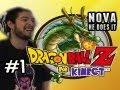 KAMEHAMEHA - Dragonball Z For Kinect Pt.1 FACECAM ⇐ Nova He Does It ⇒