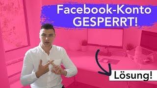 Facebook Werbekonto GESPERRT! So kannst Du wieder Werbeanzeigen schalten!