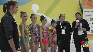 Guadalajara - Team Competition: piccole campionesse crescono!