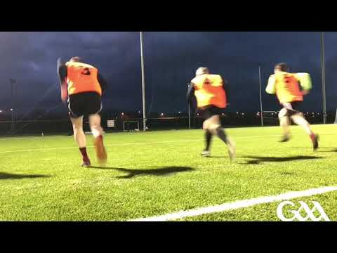 Fitness testing for inter-county referees