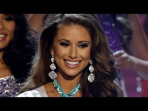 Break Time: Miss USA offers peace and love to terrorists