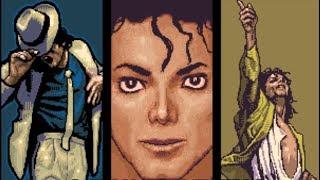 Michael Jackson's Moonwalker (Arcade) All Bosses (No Damage)