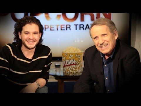 Kit Harington Talks 'Game of Thrones' on 'Popcorn with Peter Travers'