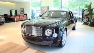 2014 Bentley Mulsanne Review
