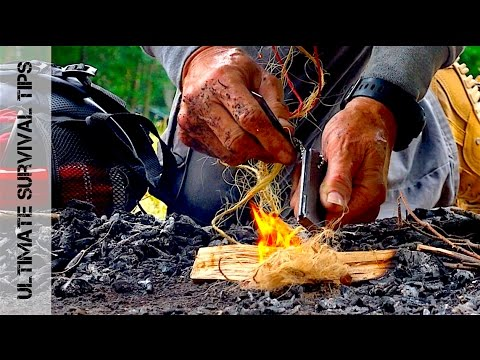 2017 Ultimate Survival Challenge  / 9 Vital Skills You Can Master in 3 Days