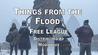 RPG Review - Things from the Flood