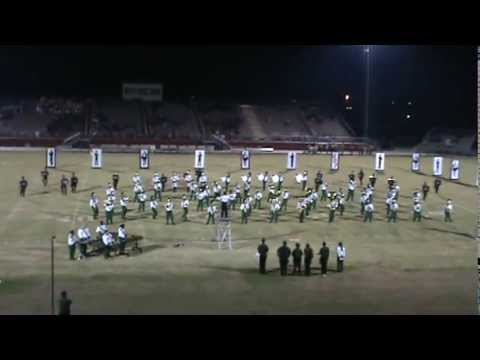 2013 Hartsville Tournament of Bands - West Florence High School Marching Knights