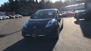 2013 Nissan Leaf 3 for sale in Bremerton, WA