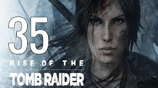 RISE OF THE TOMB RAIDER FR PS4 PARTIE 35