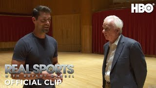Real Sports with Bryant Gumbel: Center Stage ft. Justin Tucker (Clip 2) | HBO