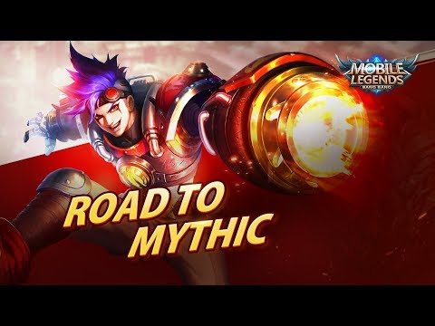 Road to Mythic | Firaga Armor | X.Borg | Mobile Legends: Bang Bang!