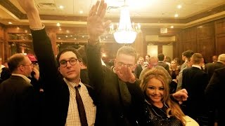 Neo-Nazis Celebrate Trump