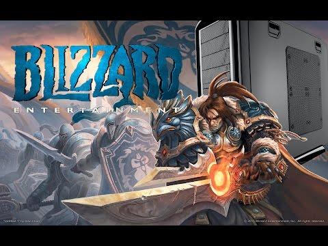 Blizzard - авангард ПК-гейминга.