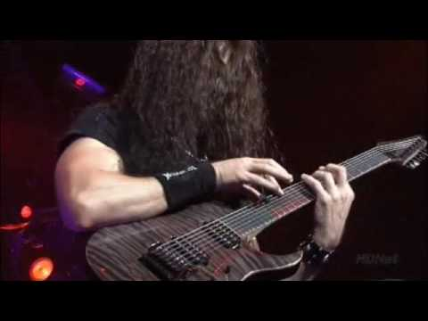 Chris Broderick Tapping Solo..