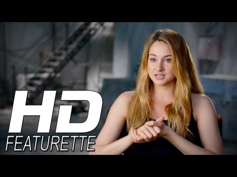 Divergent choice Featurette Official video
