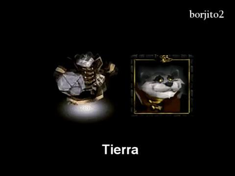 Warcraft 3 Héroes - Neutral (facción) - Frases Español