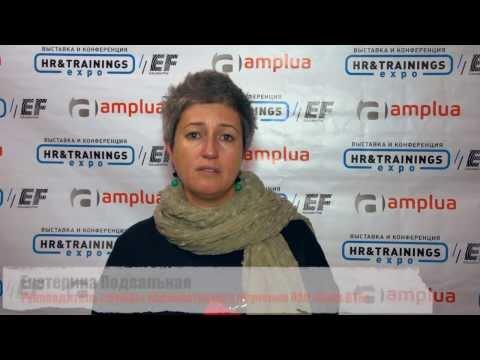 Екатерина Подвальная, Банк ВТБ, про чувство юмора, ориентиры и реализацию целей