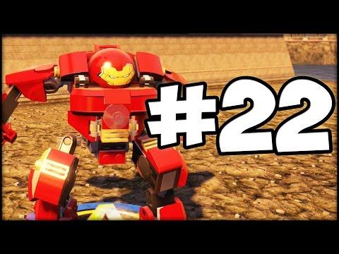 LEGO MARVEL AVENGERS - LBA - Episode 22 : HULKBUSTER!
