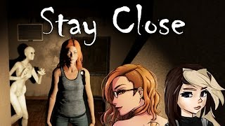 Stay Close - THE SALT IS STRONG WITH US (12 Days of Horrorween) ~Multiplayer Horror Game~ ft. Kita