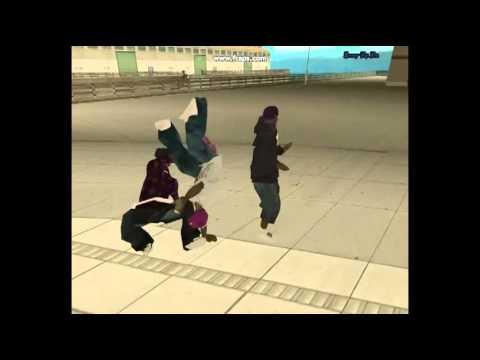 3 лучших друга  (GTA San Andreas)
