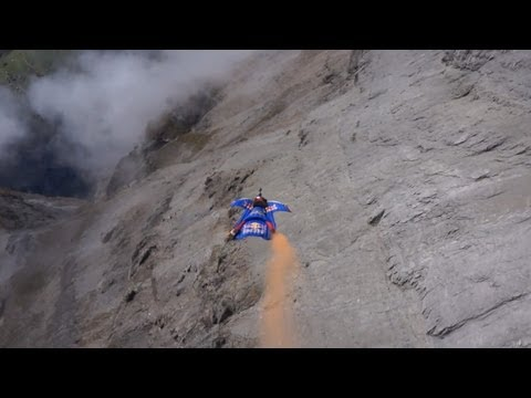 Dream Lines IV - Wingsuit Proximity Flying BASE Jump Sample