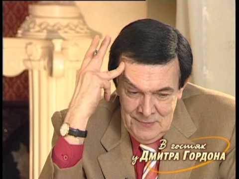 Муслим Магомаев. В гостях у Дмитрия Гордона. 1/2 (2007)