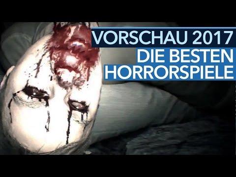 Horror-Spiele  - 10 Top Grusel Games in der Vorschau