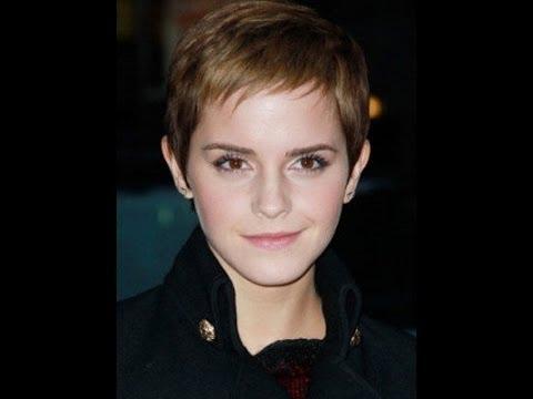 Pixie Cut Emma Emma Watson Pixie Cut