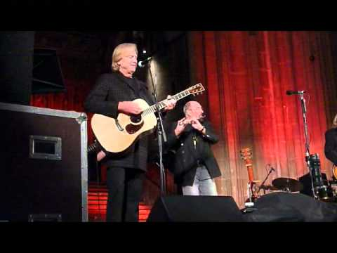 Justin Hayward - Canterbury Cathedral 10 Dec 2011 - Forever Autumn