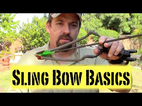 Sling Bow Basics How To Get Started