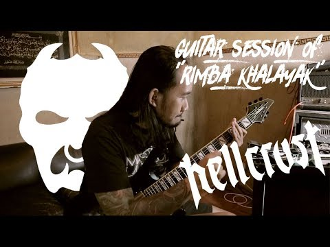 "Download HELLCRUST || Guitar Recording Session ""Rimba Khalayak"" Mp4 baru"
