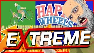Happy Wheels - EXTREME EDITION!