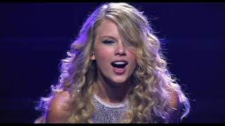 Taylor Swift - Should've Said No Live At Jonas Brothers Tour