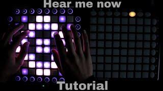download musica Alok Bruno Martini feat Zeeba - Hear Me Now Launchpad Tutorial