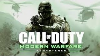 Modern Warfare Remastered *No Commentary* Gameplay