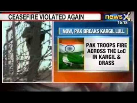 LoC Fire: 19 ceasefire violations by Pakistan in over 2 weeks