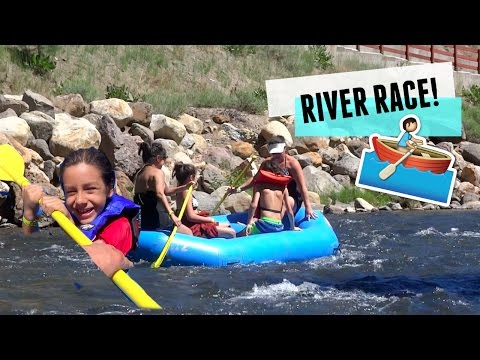 Relaxing River Run | Tahoe Vlog Day 7 & 8 | Sierra
