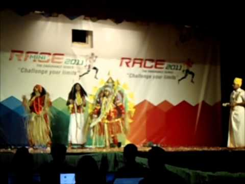 Bhoota Kola Race 2011 (uaeexchange) video