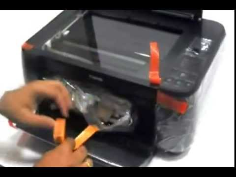 Unboxing Canon Printer MP 287